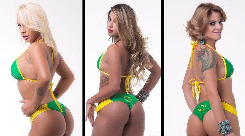 Meet the contestants for Brazil's 'Miss Bumbum' (…best butts ...