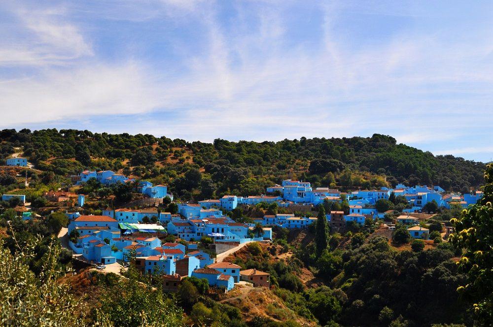 Juzcar-Smurf-Village