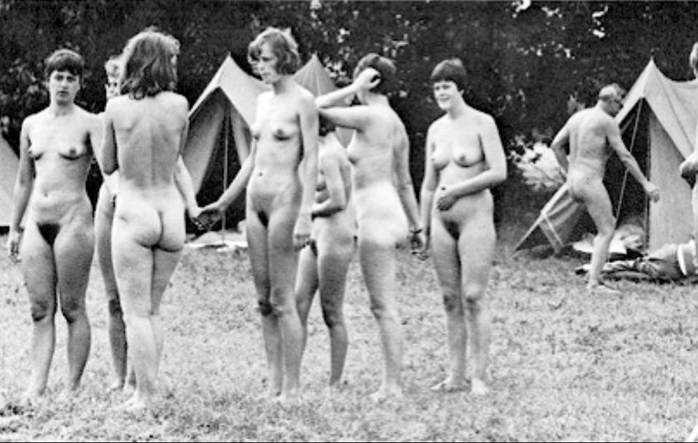 Image result for naked young merkel