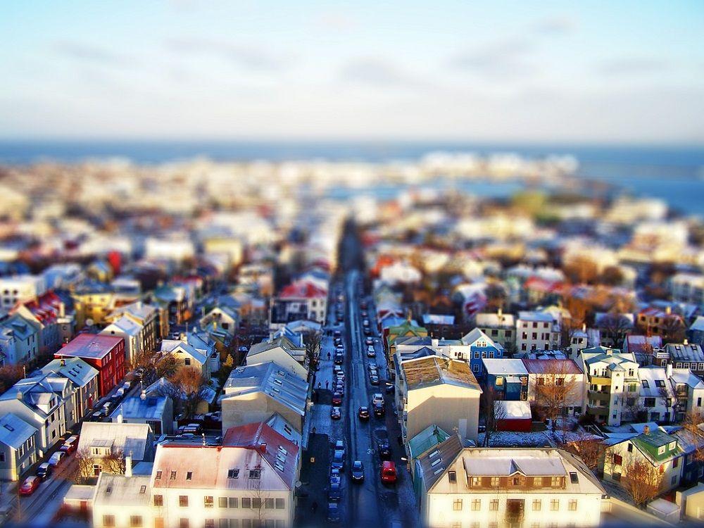 Reykjavik-cityscape