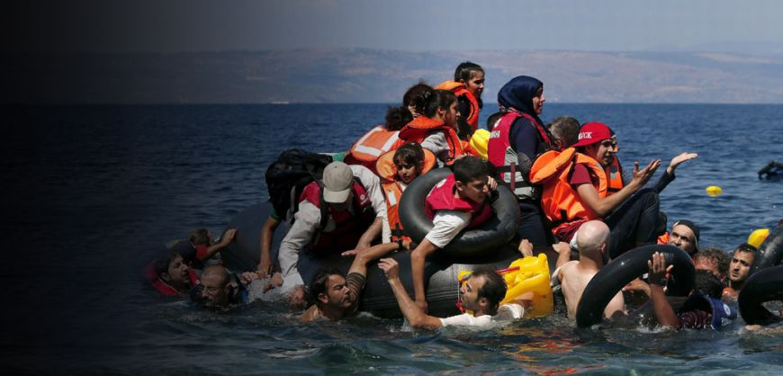 4 Dead Refugees Off Coast Of Kalymnos