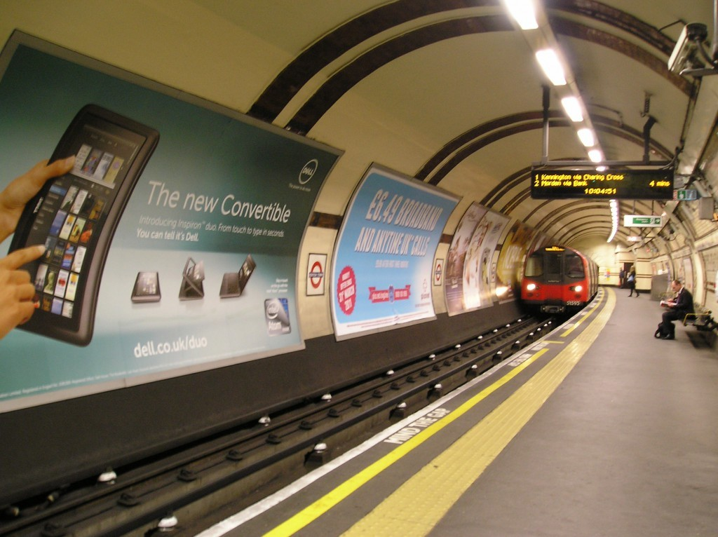 Athens metro station among the best in the world ... London Underground Stations