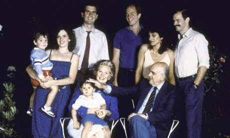 Andreas Papandreou [& Family]