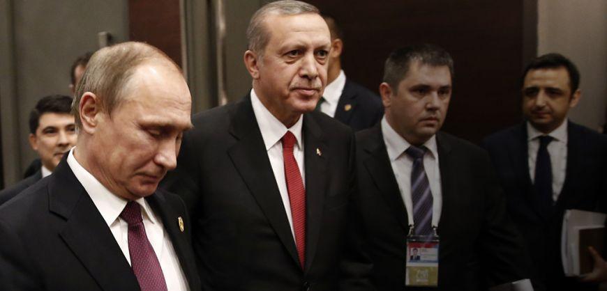 putin--erdogan