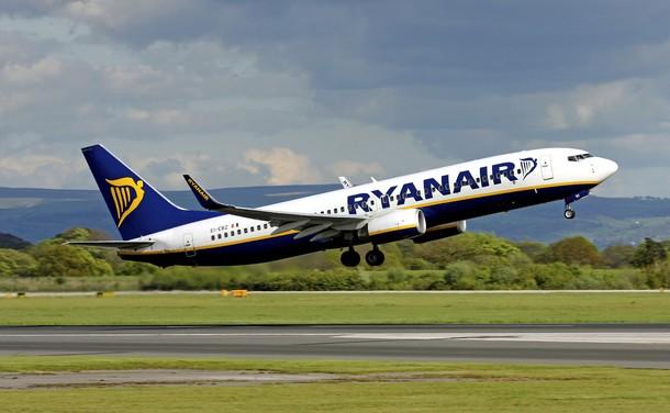 Ryanair introduce reservas gratuitas de asientos para todos los niños hasta 12 años