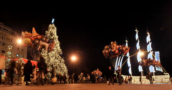 greek christmas traditions steeped in paganism - When Is Greek Christmas