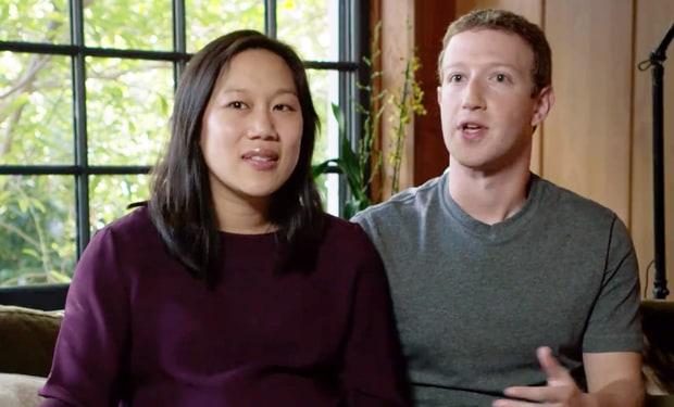 Mark Zuckerberg posts a sweet photo of his daughter