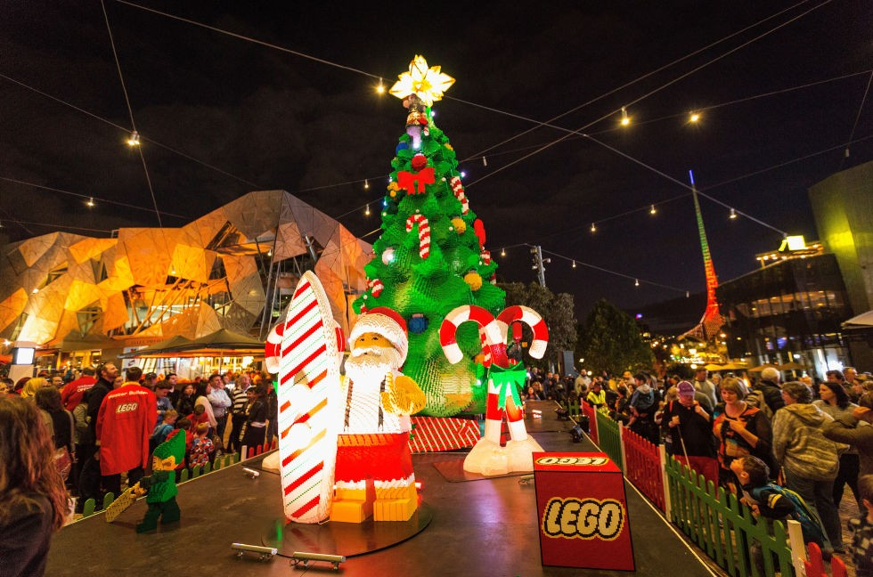 See The Most Impressive Christmas Trees Around The World