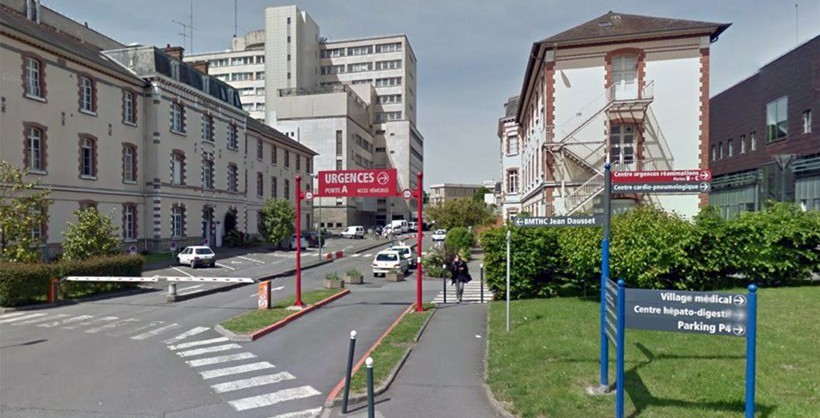 Clinical trial accident in France leaves one person brain