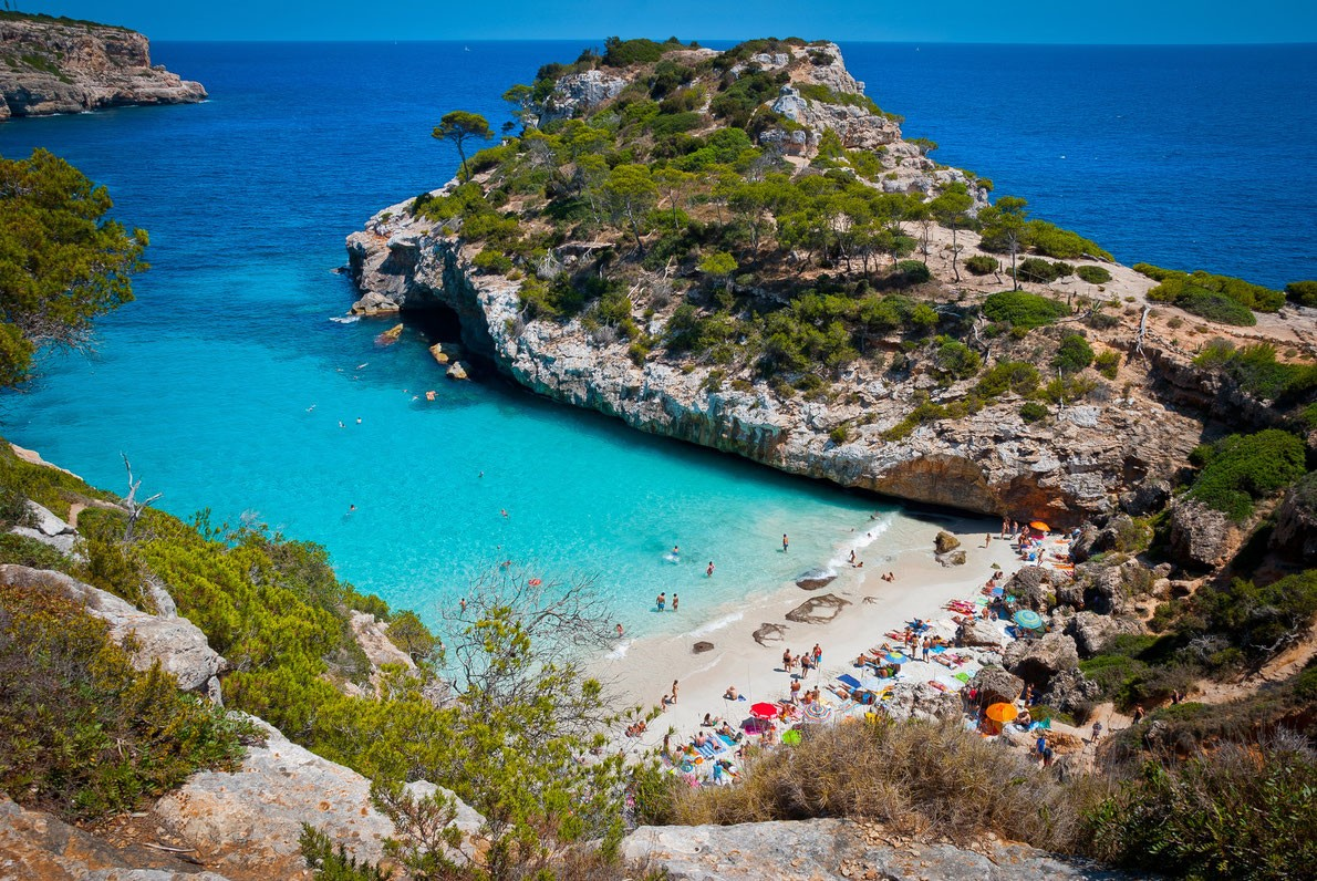 Greek Beaches Included In The Top European Beaches Protothemanews Com