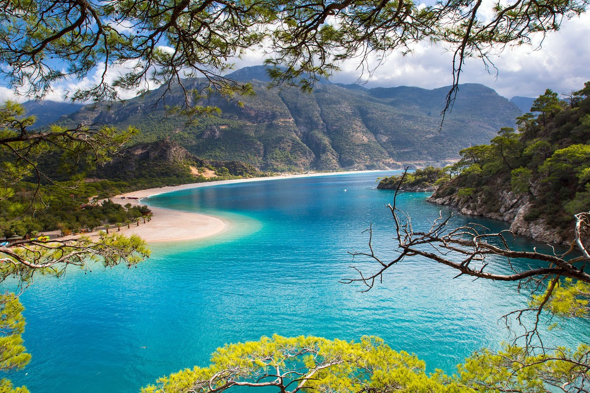 Best Beaches Near Dalaman