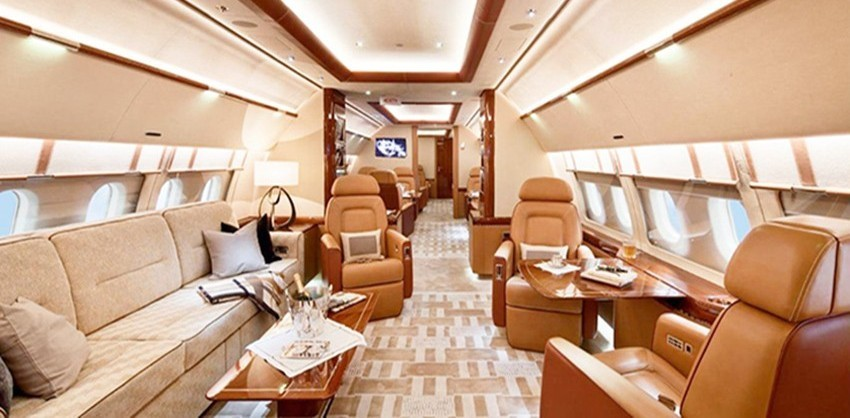 5 Most Expensive Luxury Private Jets Ever Built Photos Protothemanews Com
