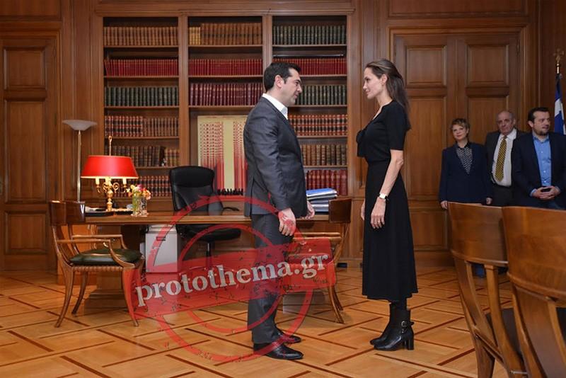 ¿Cuánto mide Alexis Tsipras? - Real height Jolie2