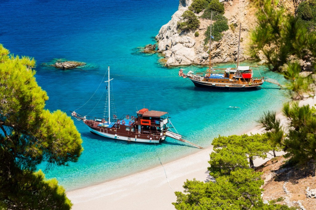 Four Greek Beaches Included In Europe S Best Beaches