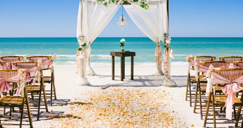 Beach Weddings On The Rise Greece Among Top 5