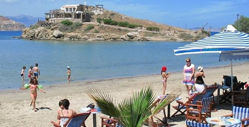 Best Family Beach In Europe Naxos The Guardian