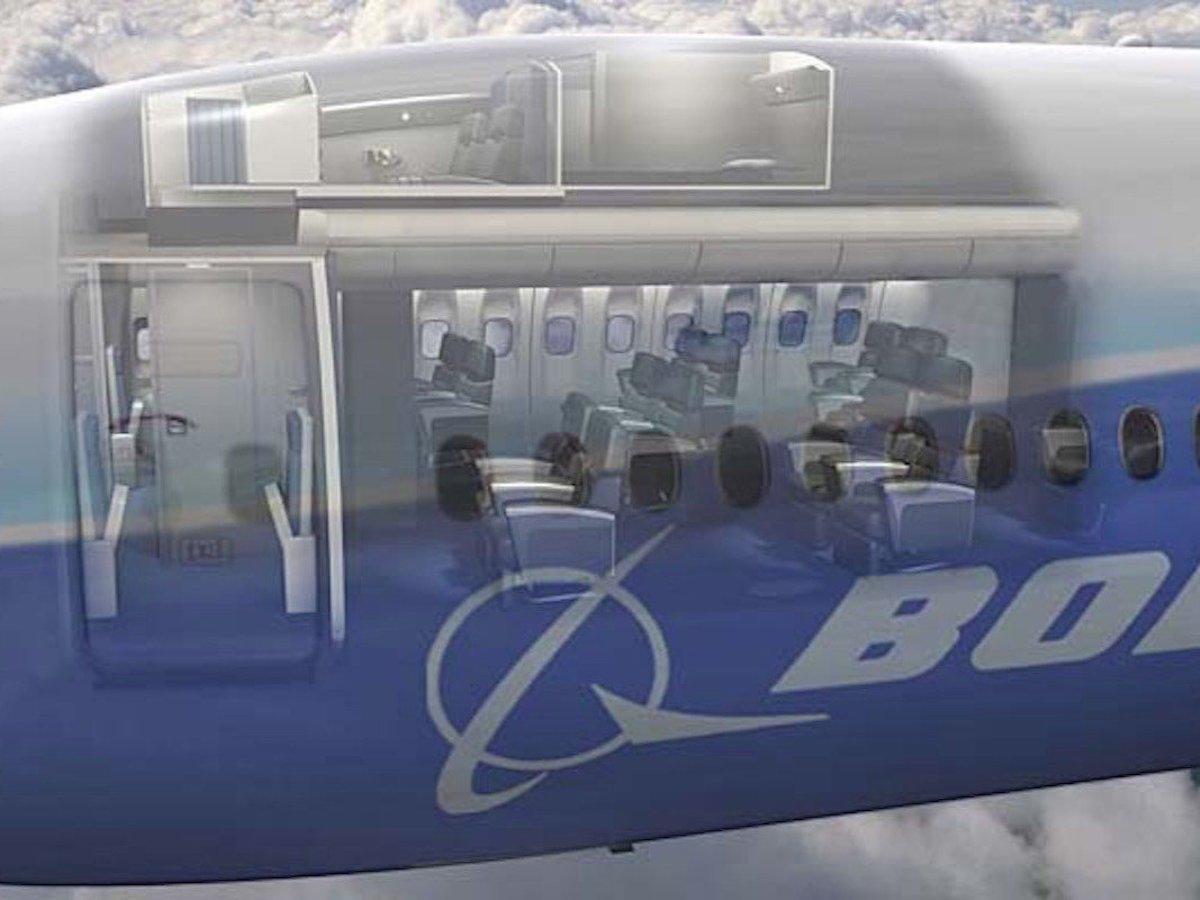 See Where Flight Attendants Sleep On Long Haul Flights