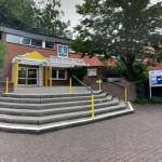 Indoor Swimming Pool Parkbad Gelderland in Geldern, Germany