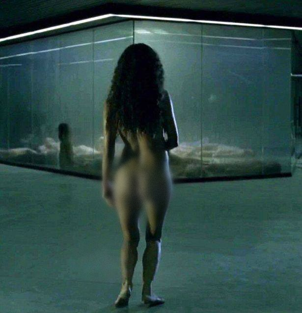 Thandie Newton Butt Naked In Hbo Tv Series Photos Video
