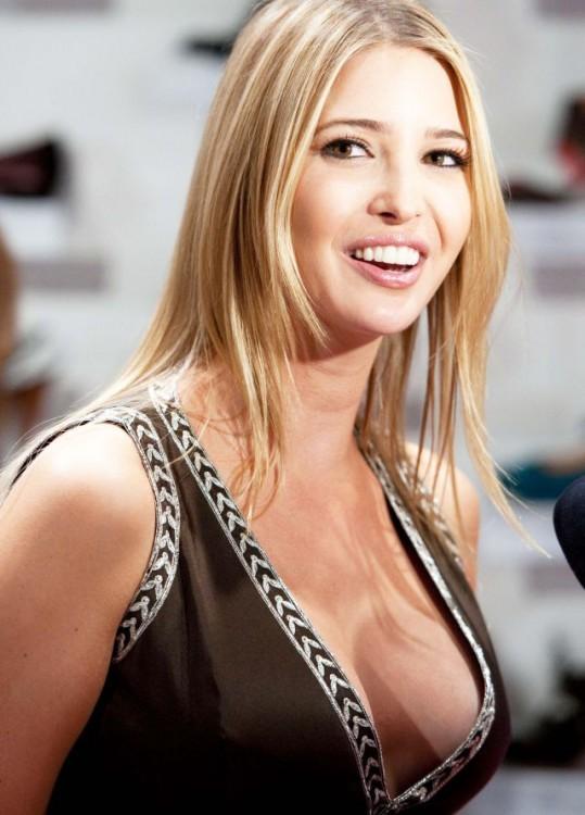 Meet the sexy daughter of Donald Trump, Ivanka (photos ...