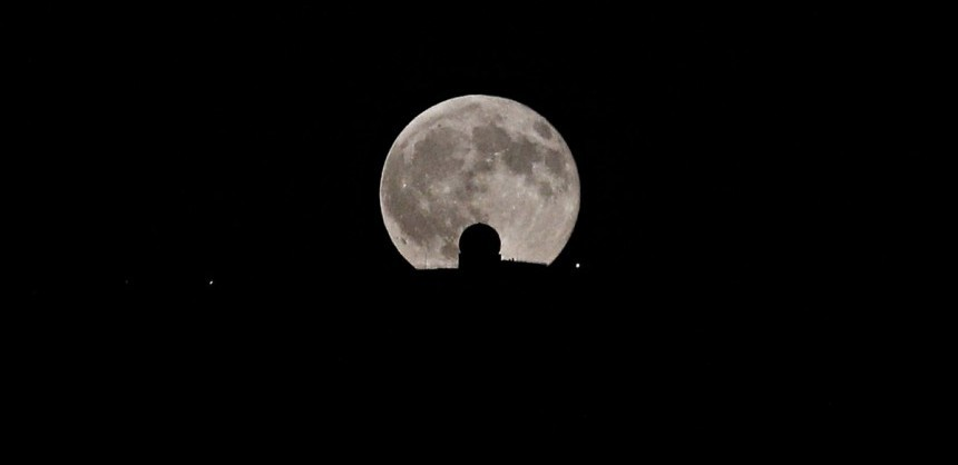 Don T Miss The Supermoon On November 14 Video Photos
