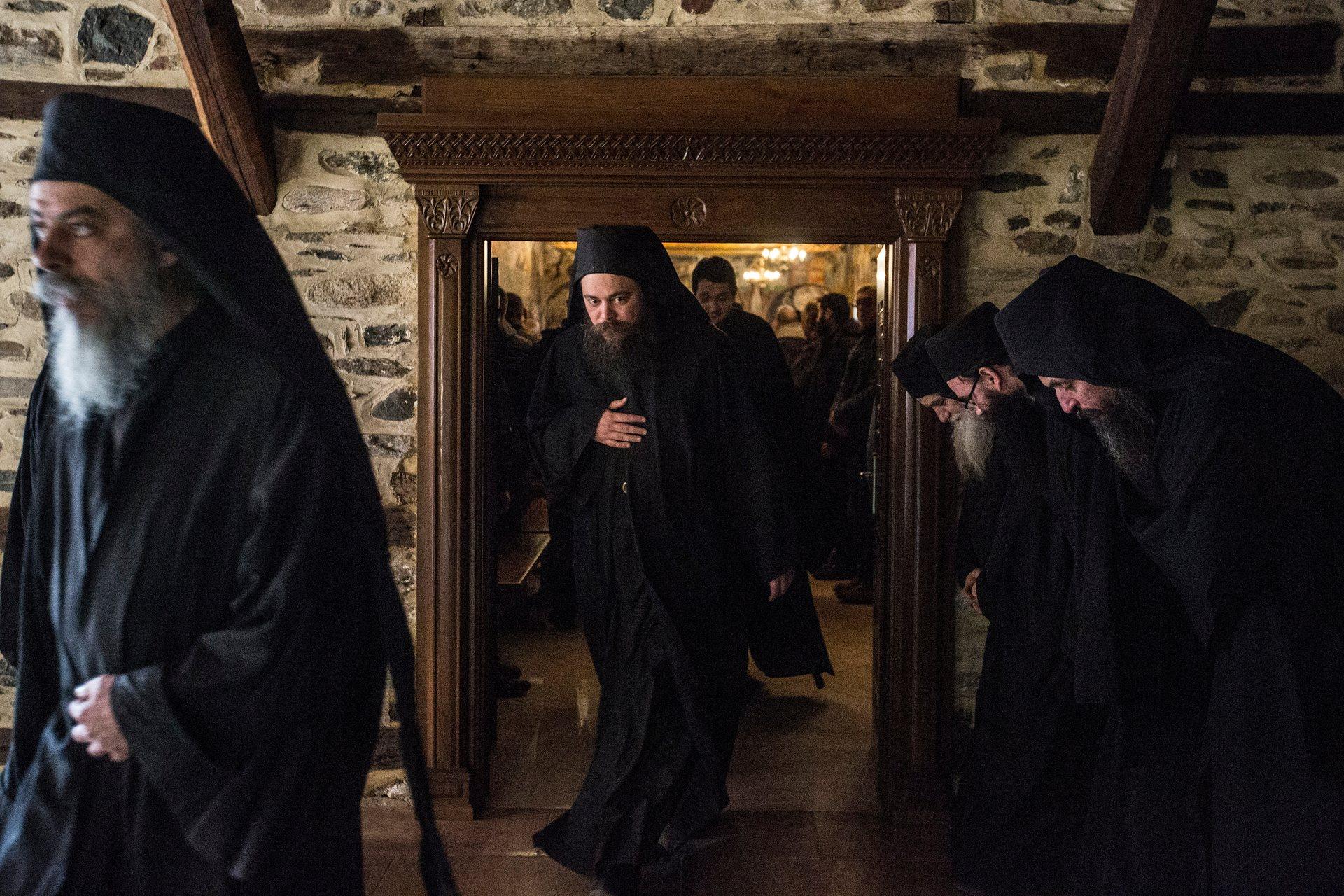 Guardian photo-essay on Mount Athos, the Holy Mountain