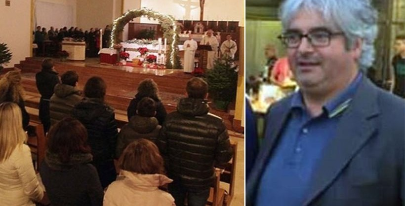 Italian Church Porn - Italy: Priest organized orgies in church and filmed porn movies!