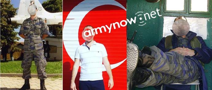 Greek soldier praises Turkish nationalistic group Grey