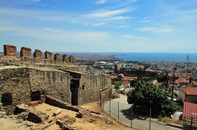 Byzantine Walls (Ancient Ramparts)  protothemanews.com
