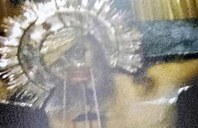 jesus opned eyes in mexico