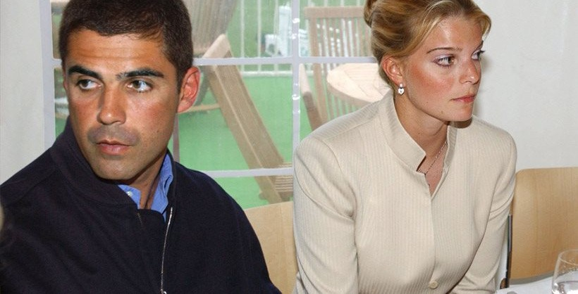 Athina Onassis Was Unable To Have Children Claims Ex Husband Doda