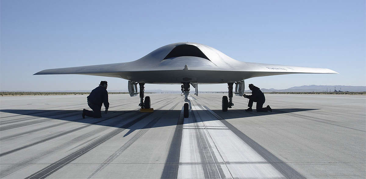 U S  Air Force Is Planning Something Big in the Nevada