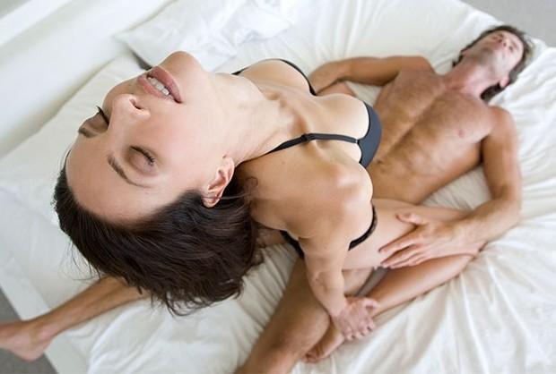 любимая жена в позе наездницы порно фото