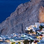 Greece, Aegean islands, Cyclades, Folegandros island, Mediterranean area, Mediterranean sea, Aegean sea, Travel Destination, Hora of Folegandros - Chora of Folegandros