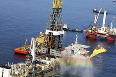 Drilling-ship