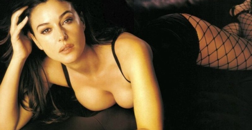 Cannot Monica bellucci nude hot sex not