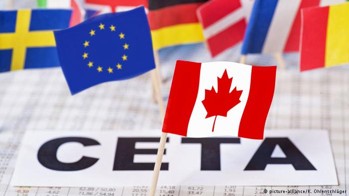 Eu Canada Agree Start Of Free Trade Agreement Protothemanews