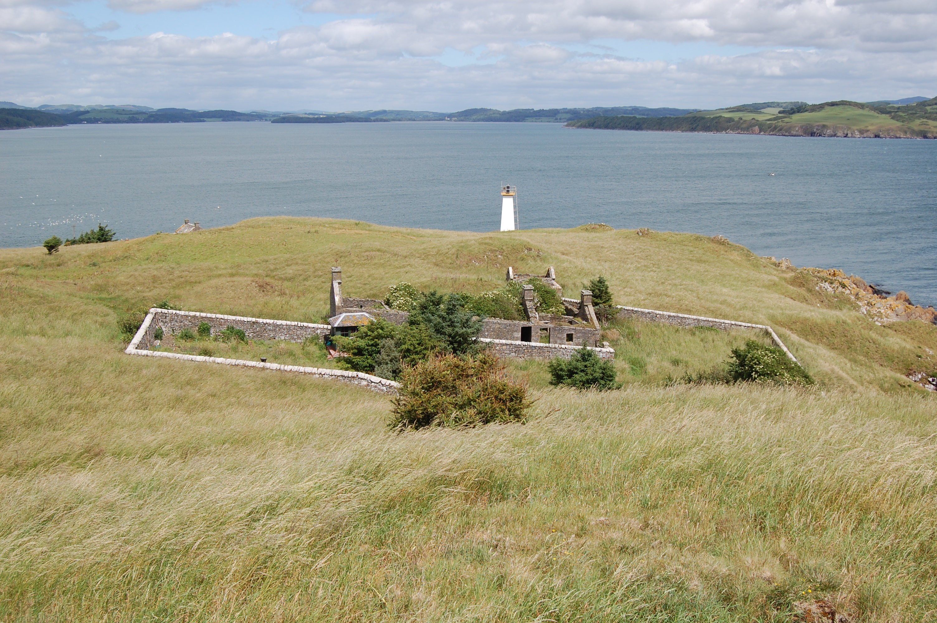 Beautiful But Creepy Scottish Island Up For Sale Photos