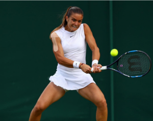 Maria Sakkari Ready For Greatest Challenge Yet In 3rd
