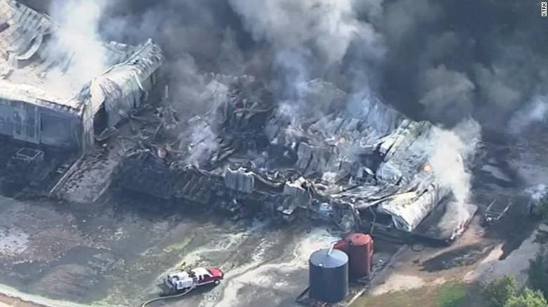 explosion arkema texas
