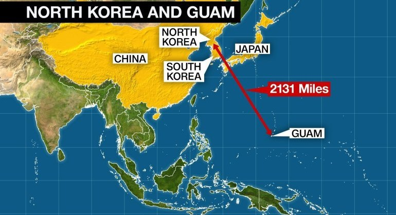 Trump praises north korea wise decision on guam protothemanews trump praises north korea wise decision on guam gumiabroncs Image collections