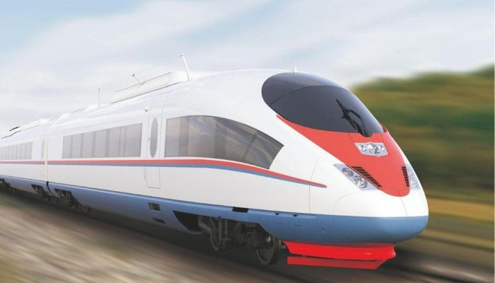 World's fastest high speed trains (infographic ...