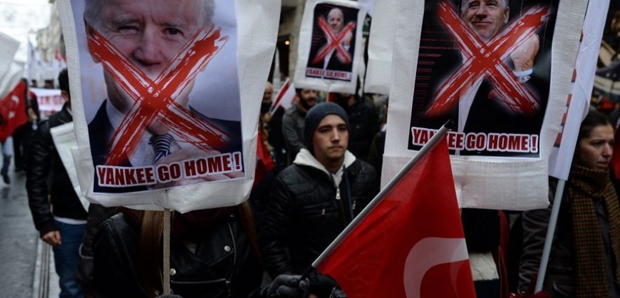 Anti Americanism Reaches New Peak In Turkey Protothemanews