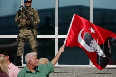 Turkey Journalist Trial Photo by  Emrah Gurel AP