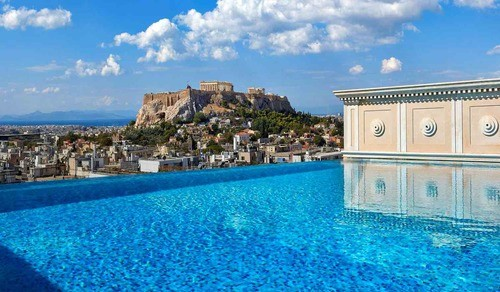Increase In Occupancy Of The 5 Star Hotels In Athens But Not In Prices