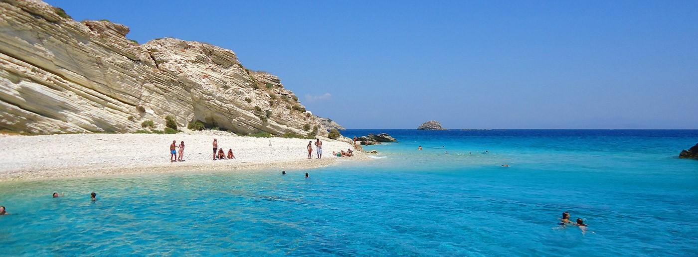 Best Beaches In Patmos