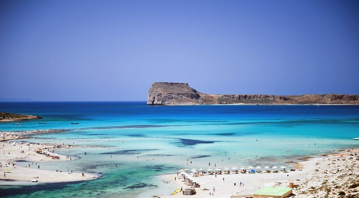 2. Balos Beach, Crete