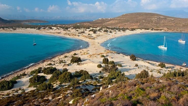 4. Simos Beach, Elafonisos