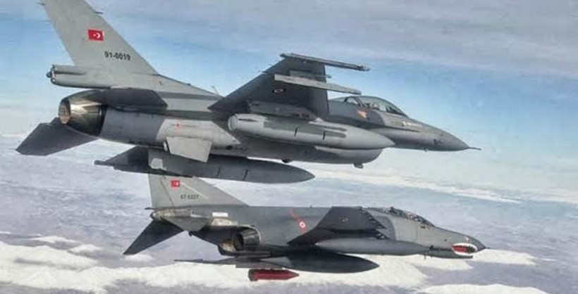 Greek and Turkish fighter jets engage in dog fights over Aegean Sea