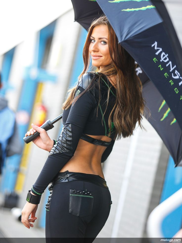 Hot Grid Girl
